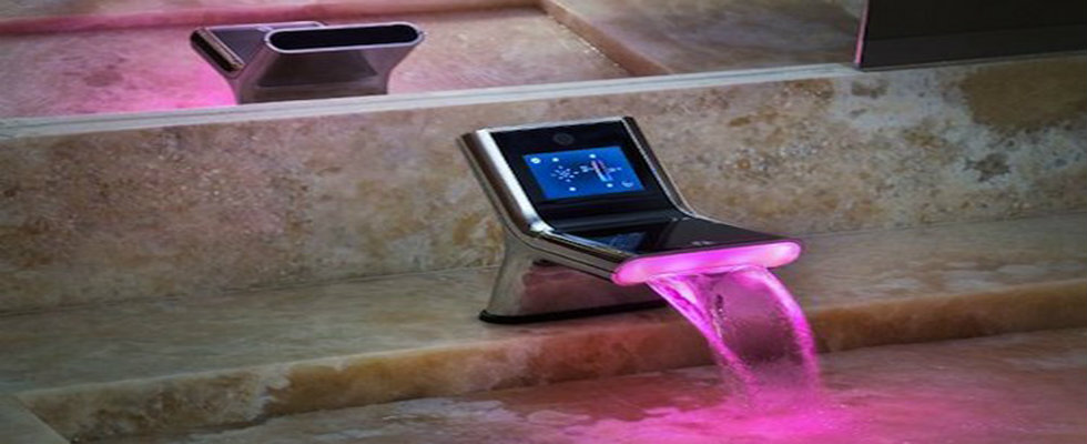 luxury bathrooms with futuristic sinks  10 Futuristic Bathroom Sinks luxury bathrooms with futuristic sinks