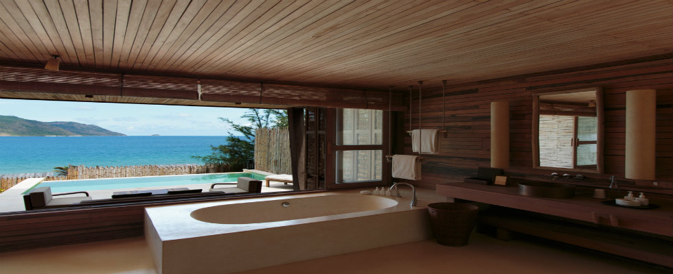 20 Modern Bathrooms With Luxury Ocean Views Maison Valentina Blog