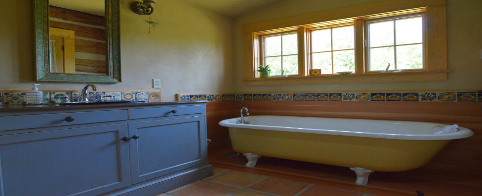 Blue and Yellow Bathrooms to Create a Timeless Color Scheme featurevf2