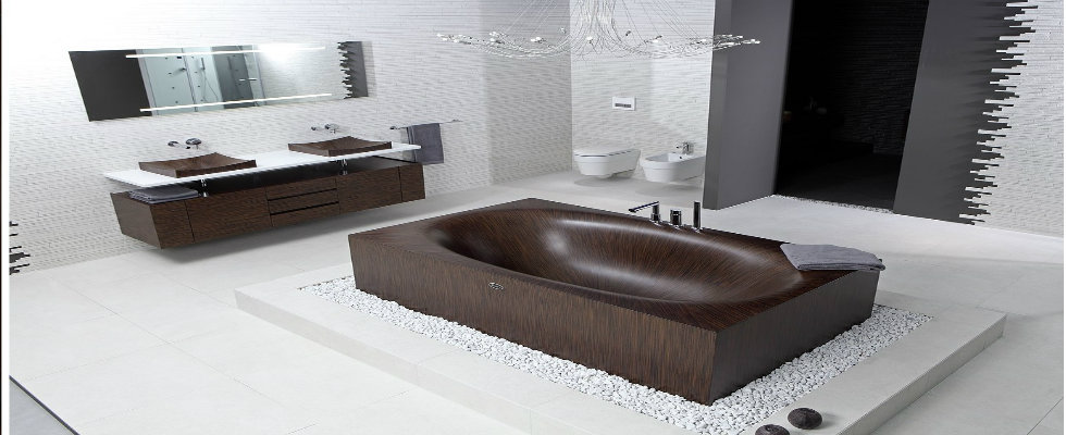 wooden bathtubs Create an Amazing Bathroom Design with Wooden Bathtubs feature3