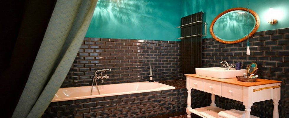 Eclectic Bathroom Eclectic Bathroom Decor Ideas That Will Impress You feature 1