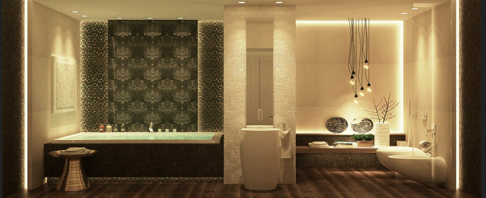 Luxury Bathrooms with Graceful Details by Ahmed Mady feature image
