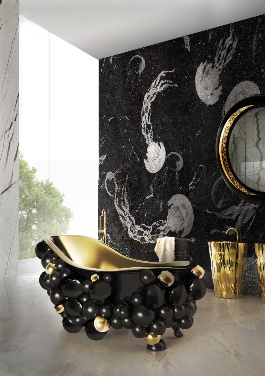 Impressive Black Gold Pieces That Will Never Go Out Of Style Maison Valentina Blog