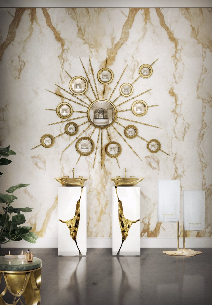 bathroom inspiring ideas Make The Most With These Bathroom Inspiring Ideas 8 lapiaz freestand apollo mirror maison valentina