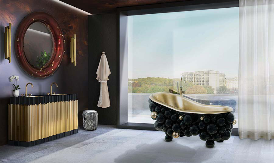 Meet The Most Exquisite Mirrors For Luxury Bathrooms cover 2 artigo mirrors