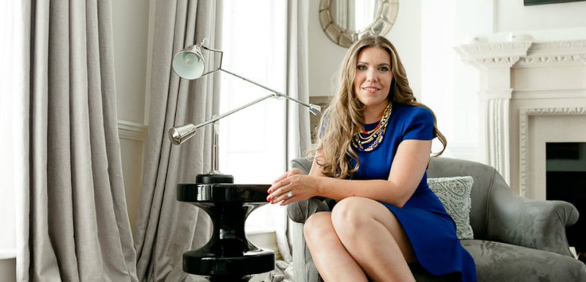 Top Interior Designers: Fiona Barratt Campbell Best Interior Designers Fiona Barratt Campbell 01 850x410