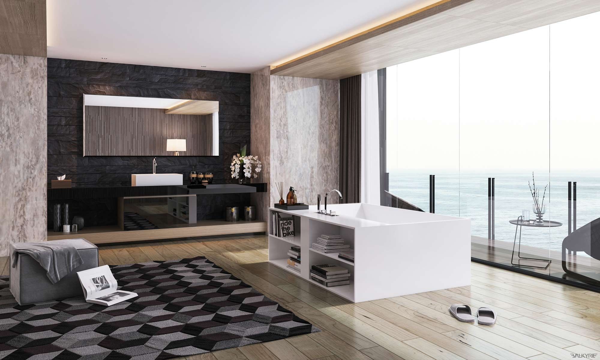 Outstanding Bathrooms Designs for all Type of Design Lovers ...