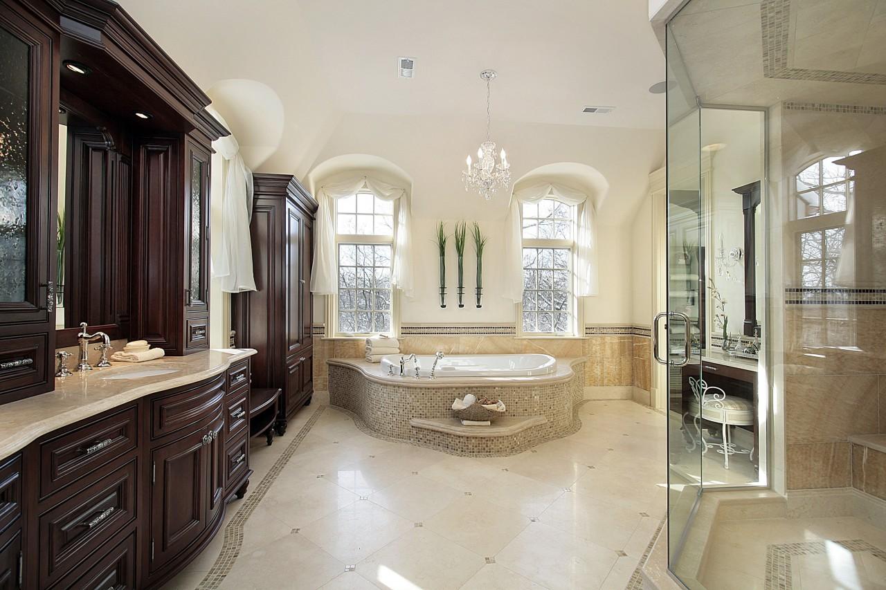 outstanding master bathroom shower | Fantastic Master Bathroom Ideas