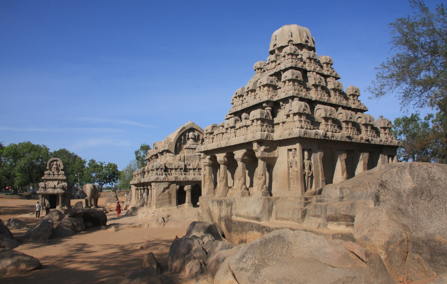 Discover All the New destinations You Must Go in 2018 Five Rathas Mamallapuram