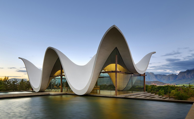 5 Breathtaking Spots in February for Architecture Lovers bosjes cape town 1