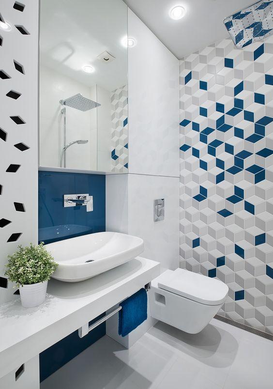 5 Amazing Master Bathroom Ideas for a Unique Makeover 0d52b3a6d7f1de65681ccadb76ec7eb7