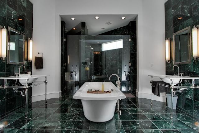 Green Marble Bathroom Ideas for This Spring Green Marble Bathroom Ideas for This Spring Be Inspired By Green Marble Bathrooms To Upgrade Your Home Decor 2