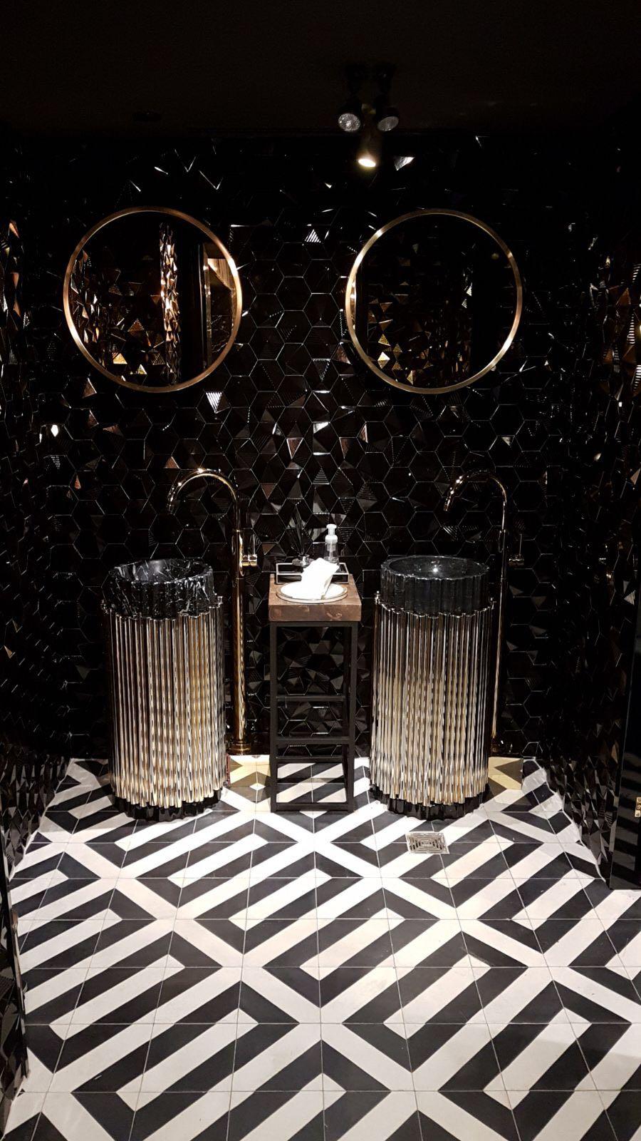 Discover Maison Valentina's Bathroom for Drake New Restaurant cb5dc415 275a 4279 8a24 fb970ec4bb4b