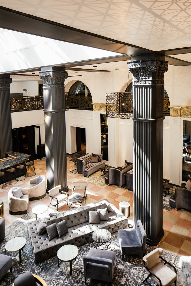 See the Incredible Renovation of The Mayfair Hotel See Inside This Hollywood Hotel That Got a Major Renovation 03