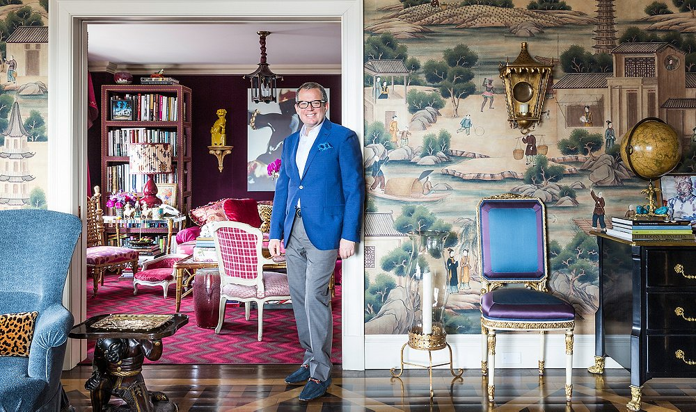 Top Interior Designers: All About Alex Papachristidis alex papachristidis lead
