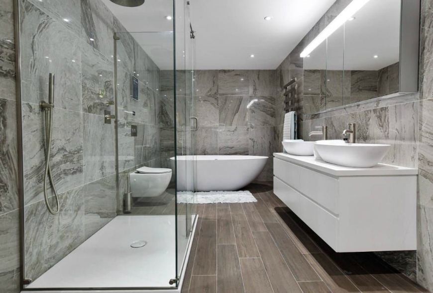 Check Out this Sophisticated Walk-In Shower Designs Inspire Yourself with a Series of Sophisticated Walk In Shower Designs 1