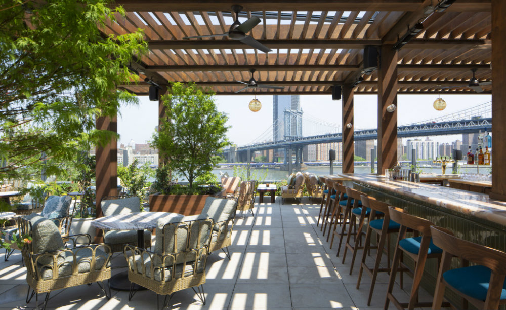 New Private Club in New York Discover This New Private Club in New York Take a Look Inside This New Private Club in New York 05