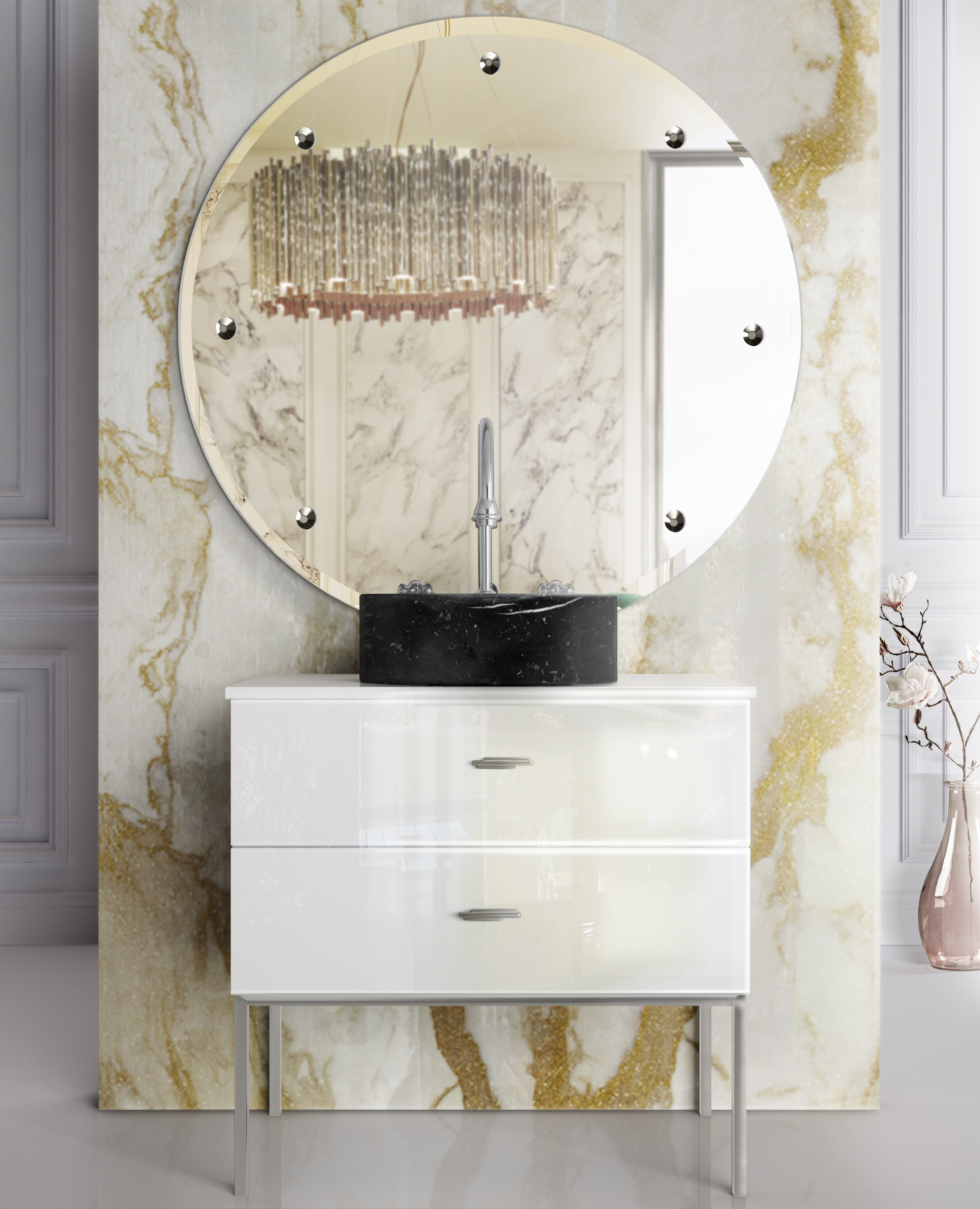 Exquisite Sinks of Maison Valentina The New Exquisite Sinks of Maison Valentina 49 assemble to order ambience 1 HR