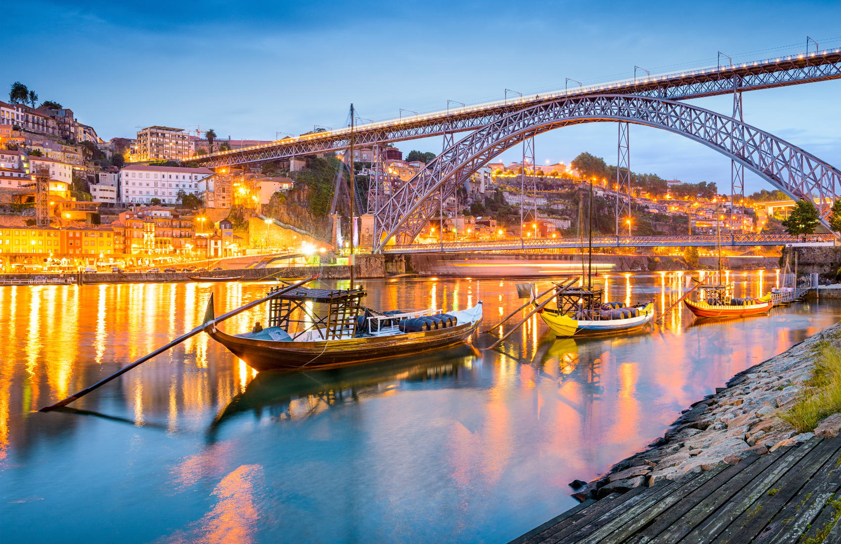 3 Reasons To Attend The Luxury Design & Craftsmanship Summit FEATURE Porto Portugal Cityscape 000051839122 XXXLarge 1