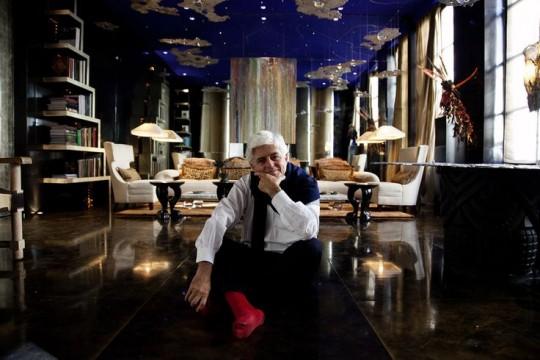 Designer Profile: Interior Designer Jacques Garcia Jacques Garcia e1438682231348
