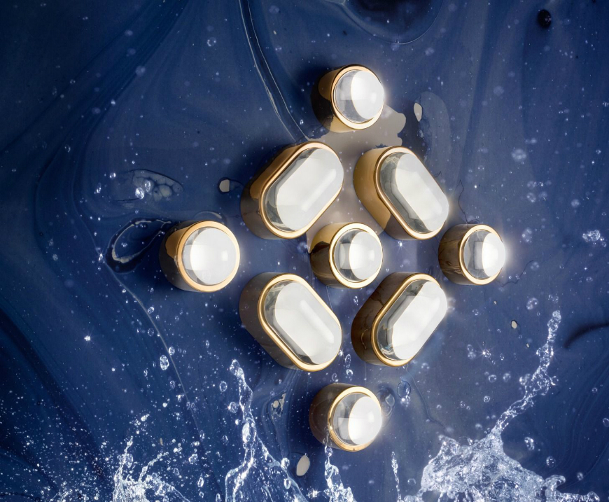Iconic Bathroom Lighting Designs Created by Tom Dixon Iconic Bathroom Lighting Designs Created by Tom Dixon 3 Strikingly Iconic Bathroom Lighting Designs Created by Tom Dixon 1