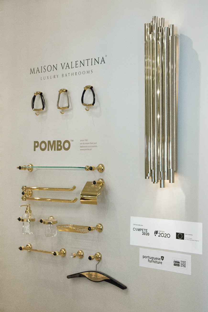 Amazing Bathroom Accessories Collection by Pombo and Maison Valentina Surprising Bathroom Accessories Collection by Pombo Maison Valentina 1