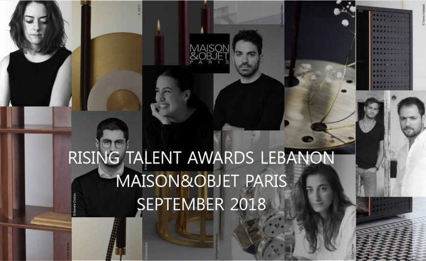 Discover the Lebanese Rising Talents of Maison et Objet Paris 2018 Unveiling the Lebanese Rising Talents of Maison et Objet Paris 2018 4