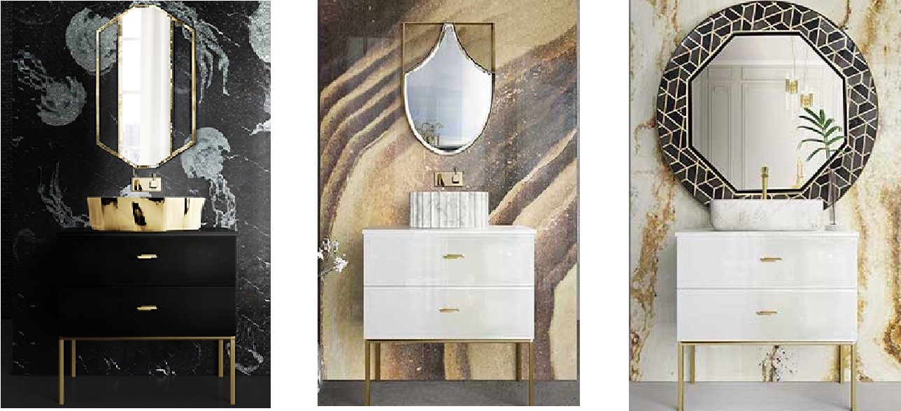 6 Outstanding Mirrors for Your Bathroom mirrors 1