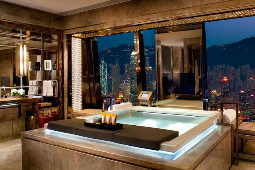5 Gorgeous Hotel Bathrooms That Will Mesmerize You 10 Outrageously Stunning Hotel Bathrooms That Will Mesmerize You 5