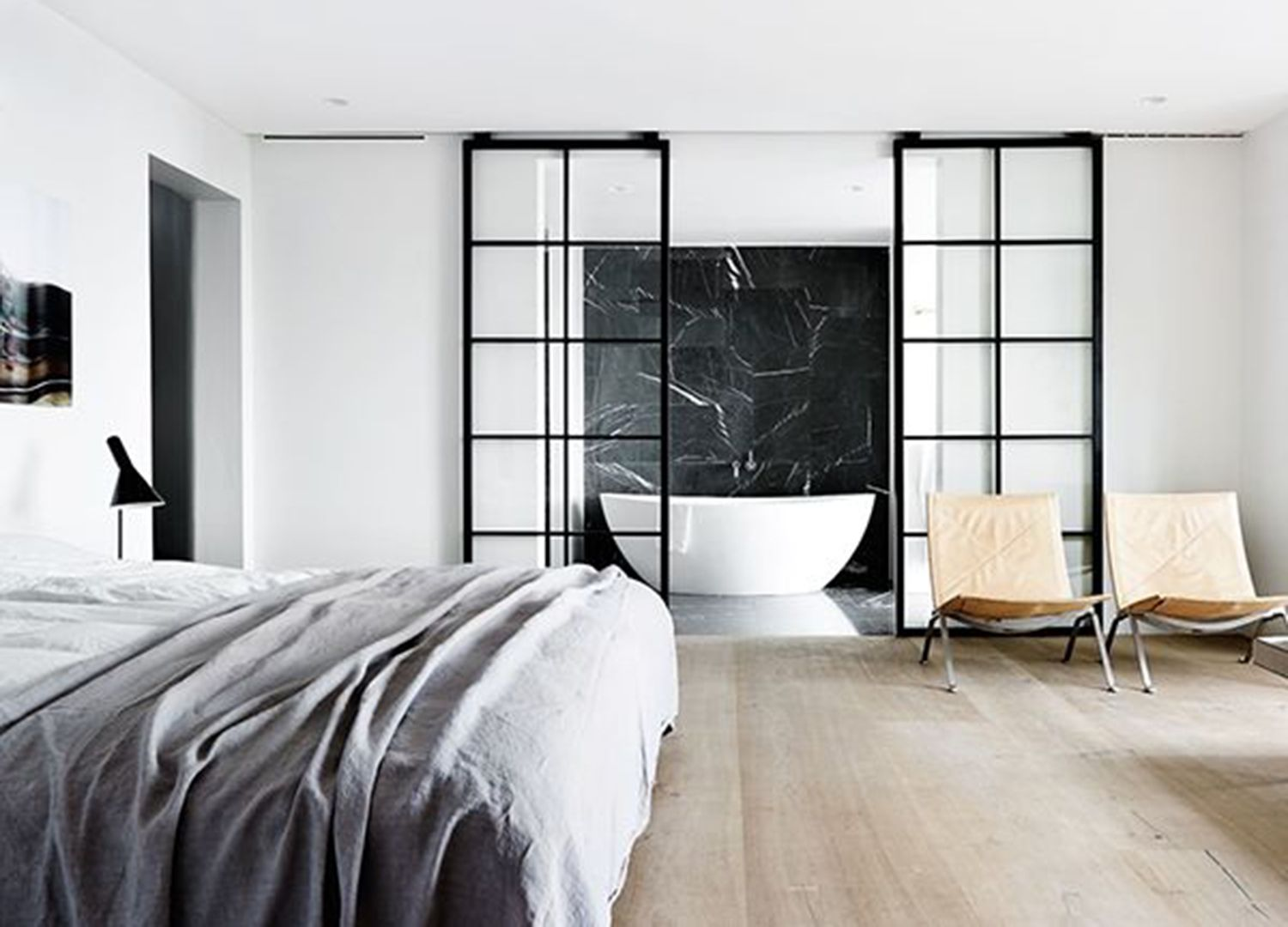 Incredible Open Bathroom Concept for Master Bedroom featured image