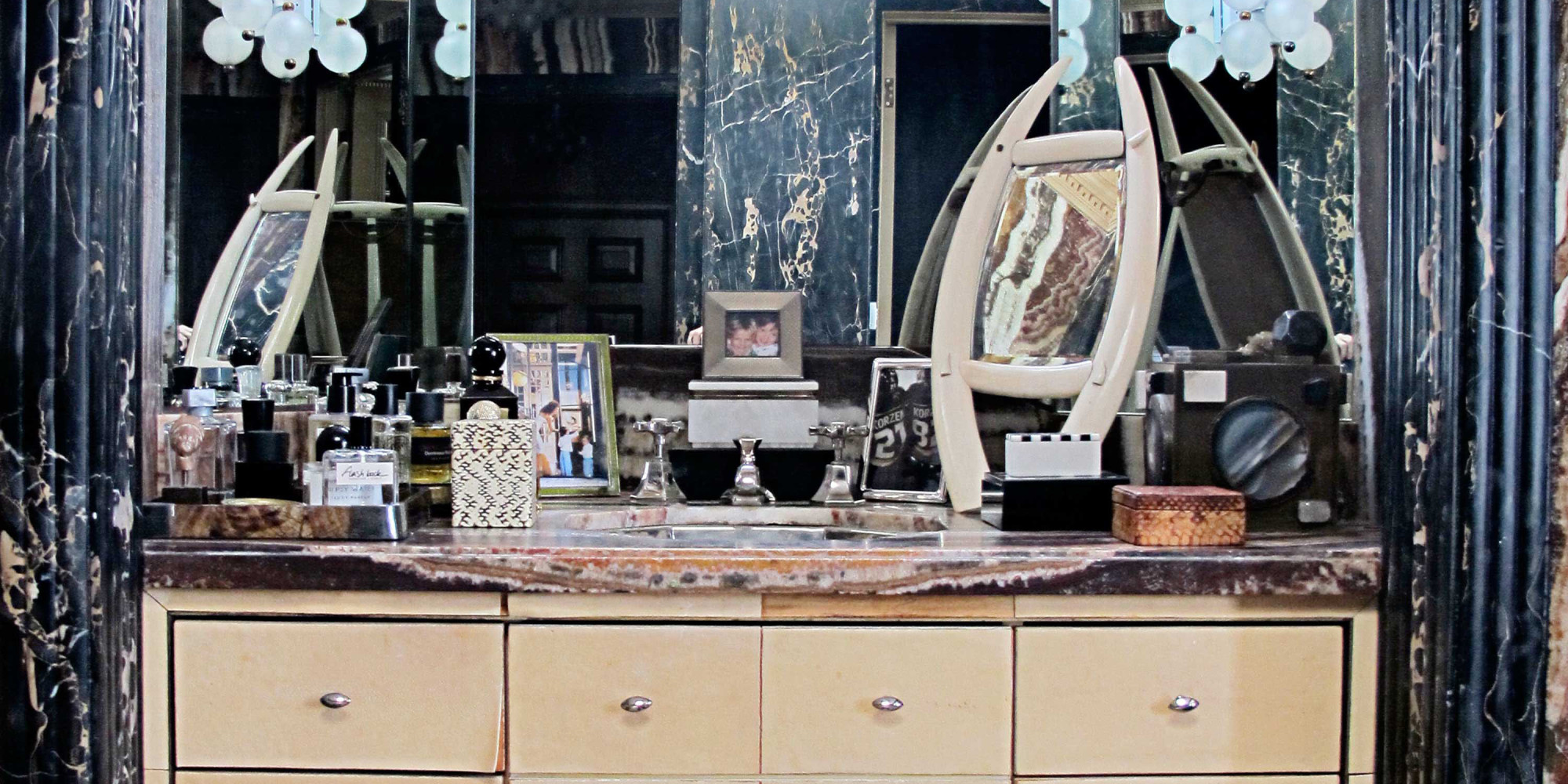 bathroom ideas by famous interior designers Get Inspired By This Bathroom Ideas By Famous Interior Designers KELLY WEARSTLER BATHROOM