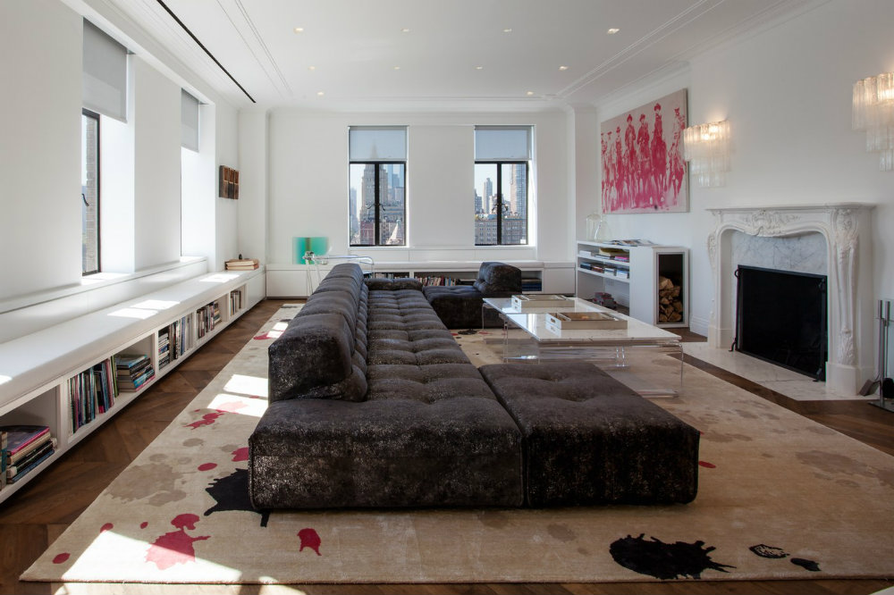Take A Peek Inside Of This Luxury Home in New York City Inside A Luxury Home in New York City 03