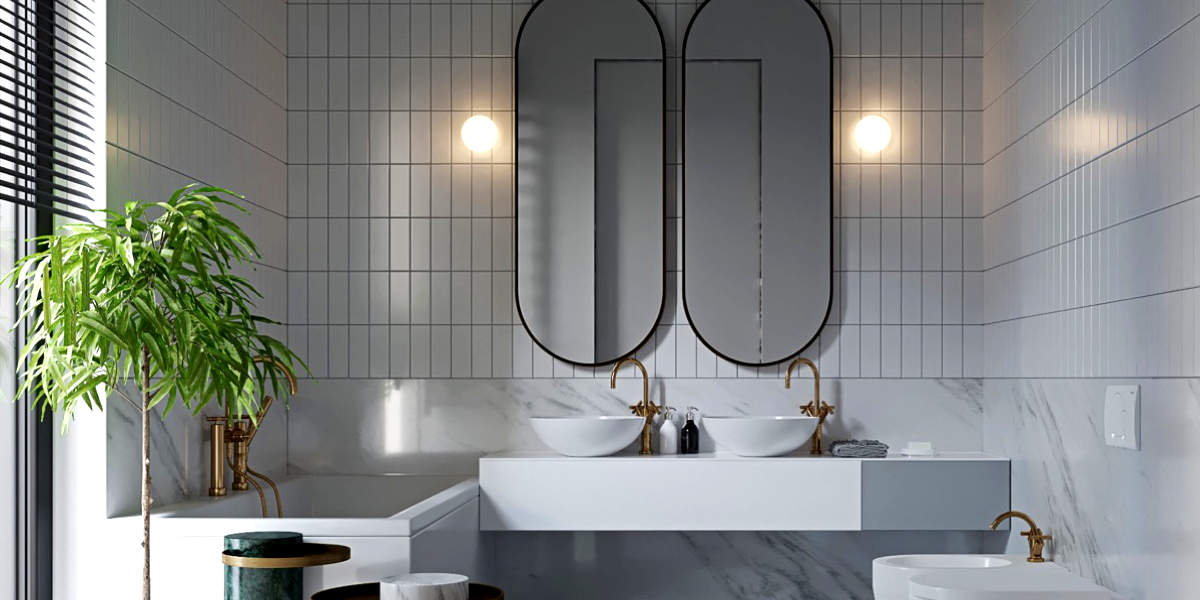 bathroom for 2019 10 Ideas to Renew your Bathroom for 2019 vefw