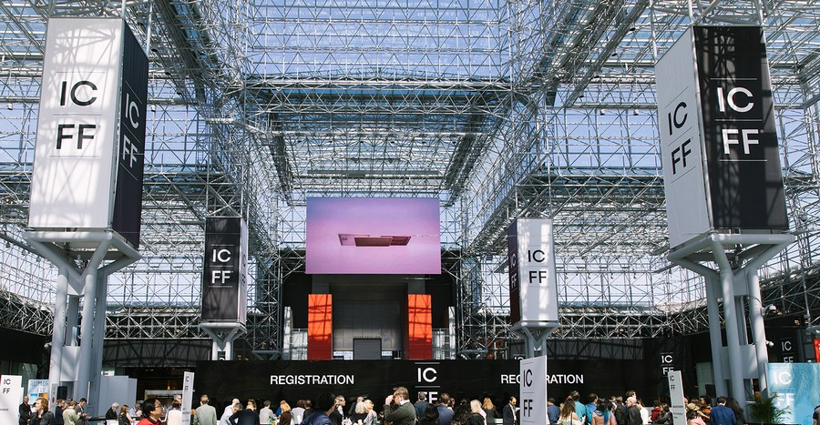ICFF 2019: All You Need to Know and the Luxury Brands You Can't Miss ICFF2019