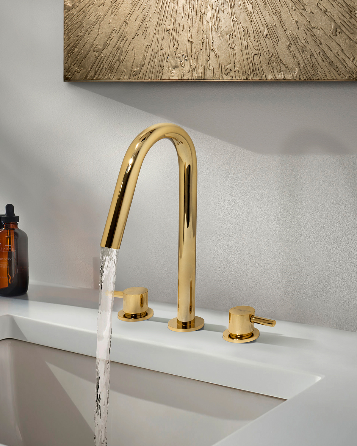 Bath Design Awards, Architectural Digest, Maison Valentina, Bathroom, interior design architectural digest Best of 2019: Great Bath Design Awards by Architectural Digest Fabulous Taps