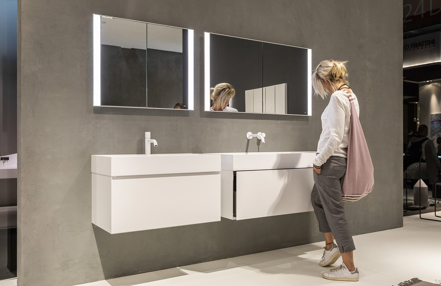 eurobagno, milan, International Bathroom Exhibition 2020, maison valentina, bathroom, bathroom decoration,  international bathroom exhibition 2020 Elevating Bathroom Design –  International Bathroom Exhibition 2020 MV Eurobagno