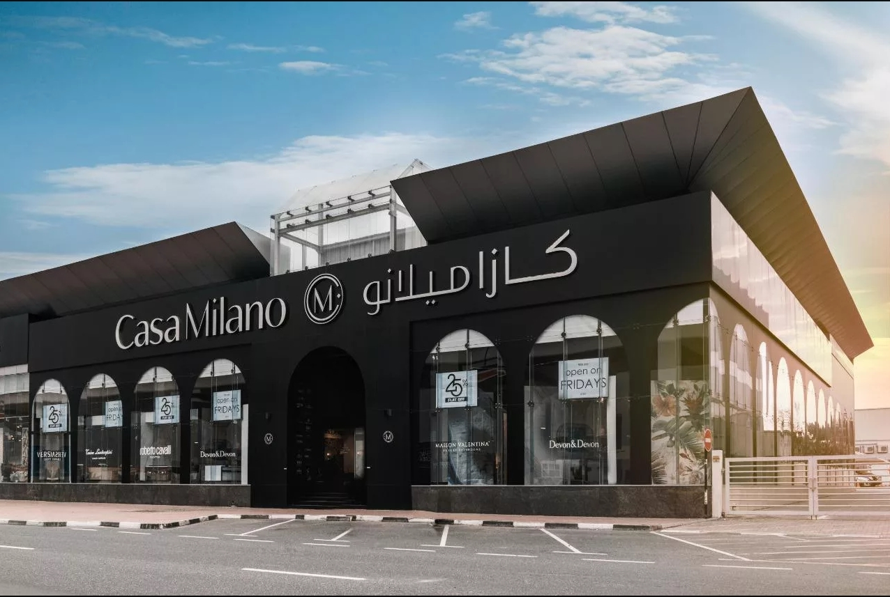 casa milano Casa Milano Takes Dubai's Luxury Bathroom Design Scene to a New Level casa milano showroom dubai 3