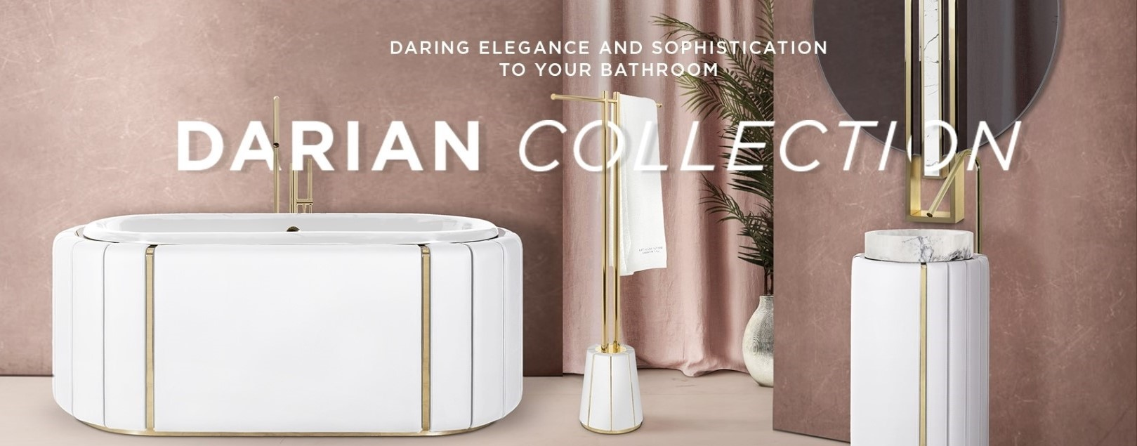 Darian Collection,bathtub, freestanding, bathroom, bathroom design, bathroom decor, leather darian collection Dare to Take Full Sophistication to Your Bathroom: Discover Darian Collection Darian Collection 4