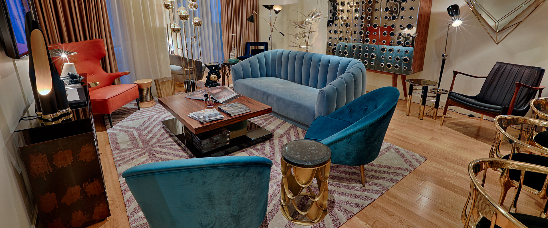 showroom Visit the Most Coveted Showrooms from your Home – Discover our Virtual Tours covet london
