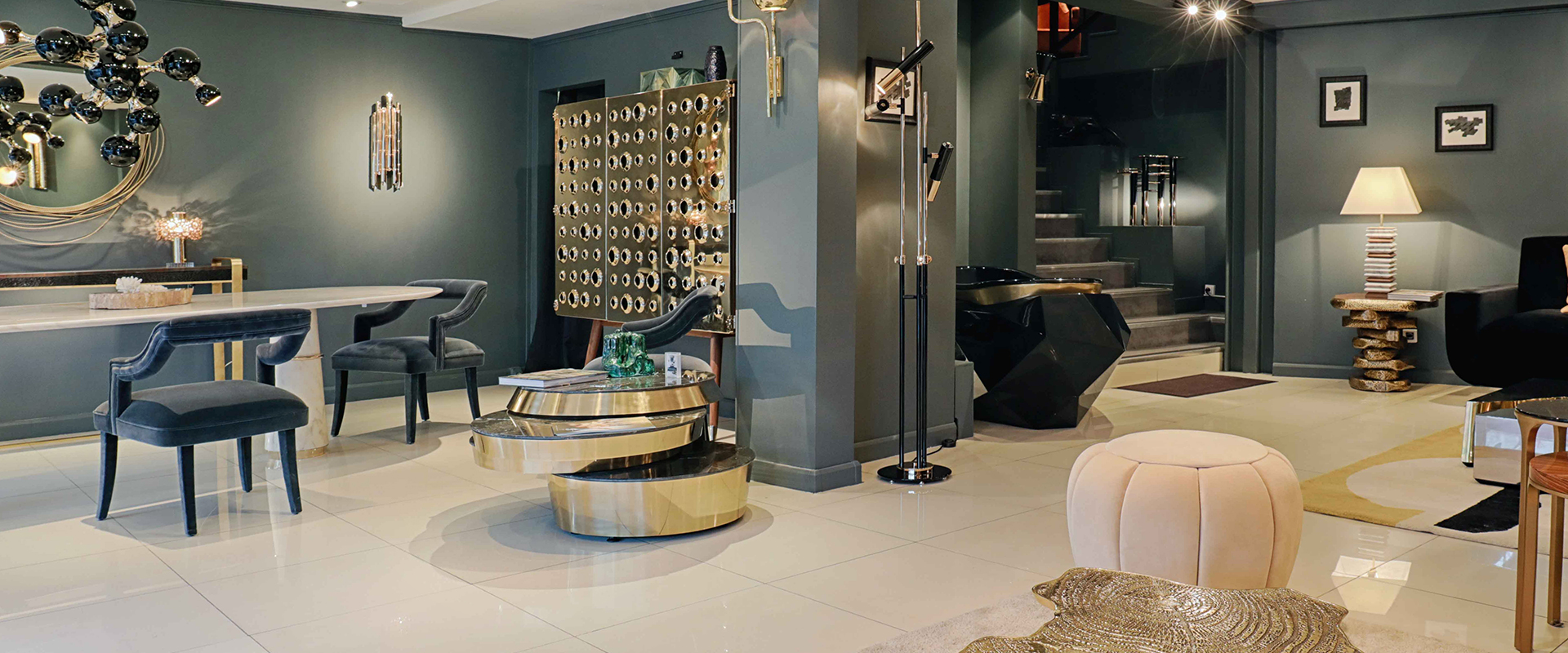 showrooms, covet douro, covet paris covet london, maison valentina, virtual tour, interior design showroom Visit the Most Coveted Showrooms from your Home – Discover our Virtual Tours covet paris
