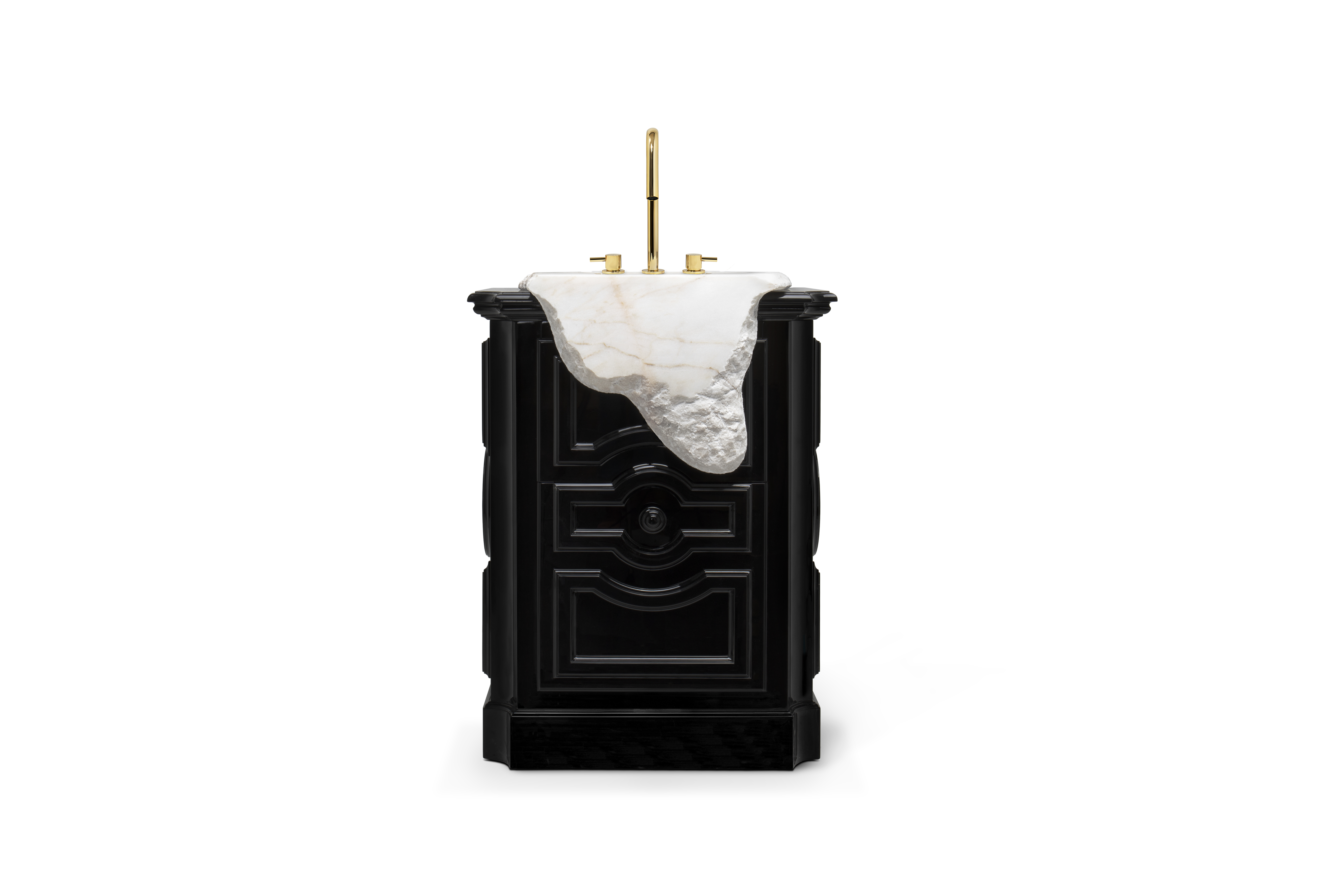 Transform Your Bathroom, bathroom, bathroom renovation, relax, maison valentina, bathtub, freestanding, suspension cabinet  Elegant and Functional Tips to Transform Your Bathroom into a Relaxing Place petra freestand 1 HR