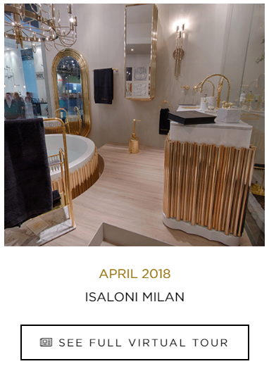Sensory Experience, bathrooms, bathtub, virtual tour, maison valentina, product sensory experience 360º Sensory Experience – Discover the Best Bathrooms Through a Collection of Virtual Tours Virtual Tour iSaloni Milan 2018
