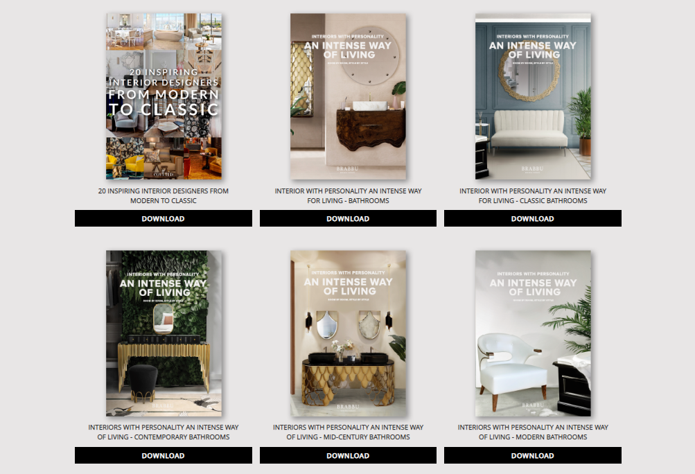 New E-book Page : Get Exclusive Access to Bathroom Design Go-to Resources e boos Maison Valentina