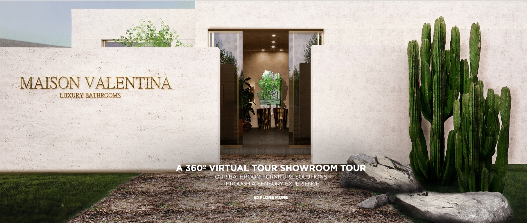 virtual showroom, bathroom, maison valentina, design, bathtub, freestanding virtual showroom Bathroom Experience Taken to the Next Level – Maison Valentina's Virtual Showroom Virtual showrrom MV