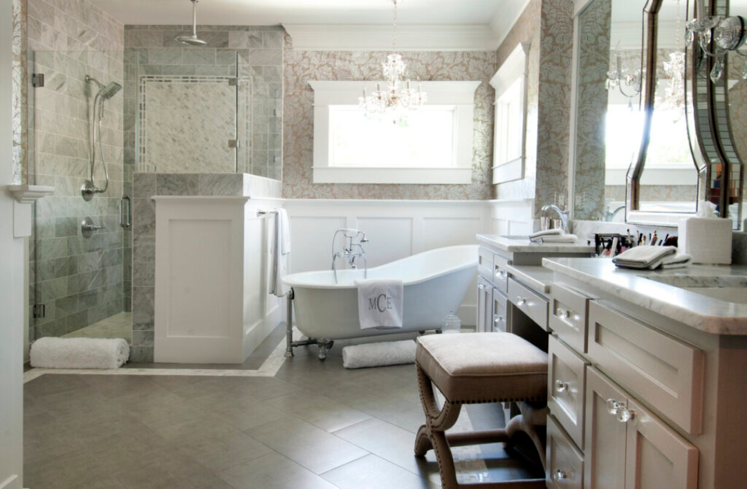 Top 20 Interior Designers/Architects from Houston - A Look at Bathroom Designs