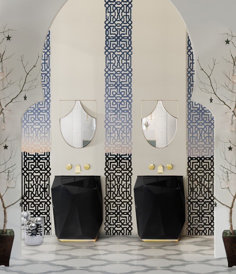 15 Freestandings That Bring Extra Glamour to Your Bathroom freestandings 15 Freestandings That Bring Extra Glamour to Your Bathroom 15 freestandings