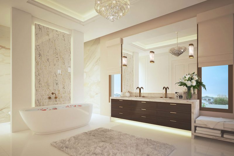 Unique Bathroom Projects