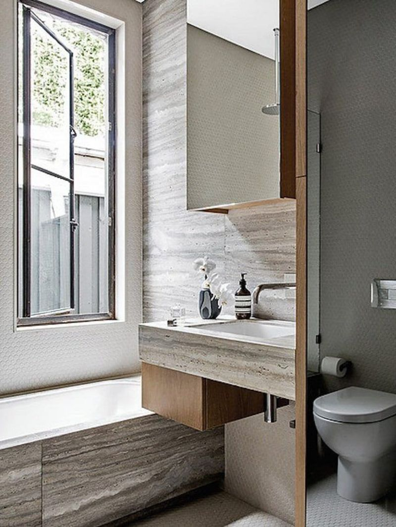 Sydney's Top Interior Designers sydney's top interior designers Sydney's Top Interior Designers: Minimal and Mid-century Bathrooms AA Architects