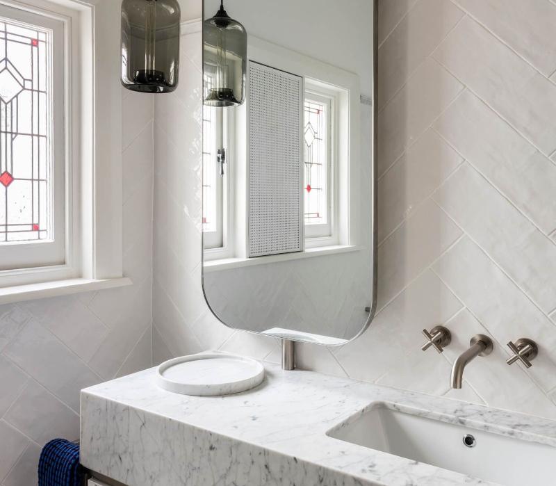 Sydney's Top Interior Designers sydney's top interior designers Sydney's Top Interior Designers: Minimal and Mid-century Bathrooms Arent Pyke