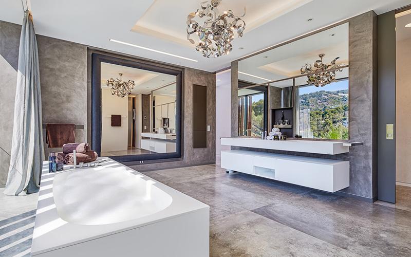 Outstanding Bathrooms Ideas from Top 20 Berlin Interior Designers top 20 berlin interior designers Outstanding Bathrooms Ideas from Top 20 Berlin Interior Designers Art und Ambiente 1